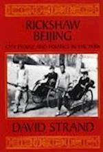 Rickshaw Beijing af David Strand