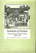 Fountain of Fortune af Richard Von Glahn, Glahn Richard Von