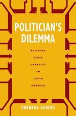 Politician's Dilemma af Barbara Geddes