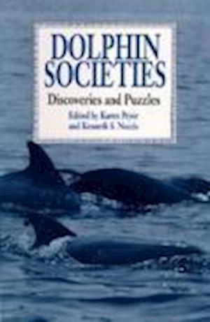 Bog, paperback Dolphin Societies af Karen Pryor