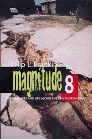 Bog, paperback Magnitude 8 af Philip L. Fradkin
