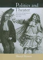 Politics and Theater af Sheryl Kroen