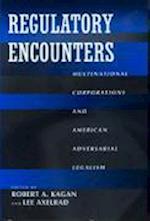 Regulatory Encounters (California Series in Law, Politics & Society, nr. 1)