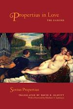 Propertius in Love af Sextus Propertius
