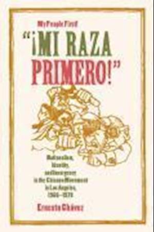 """!Mi Raza Primero!"" (My People First!)"