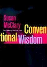 Conventional Wisdom af Susan Mcclary