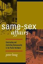 Same-Sex Affairs af Peter Boag