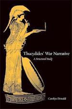 Thucydides War Narrative af Carolyn Dewald