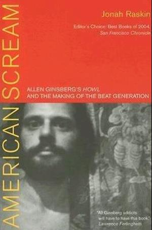 Bog, paperback American Scream af Jonah Raskin