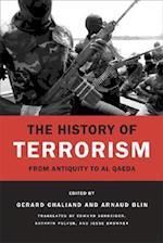 The History of Terrorism af Arnaud Blin, Edward Schneider, Gerard Chaliand