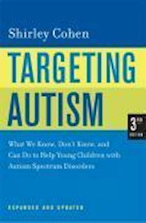 Bog, paperback Targeting Autism af Shirley Cohen