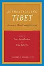 Authenticating Tibet af Blondeau