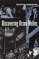 Discovering Orson Welles af Jonathan Rosenbaum