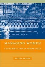 Managing Women af Elyssa Faison