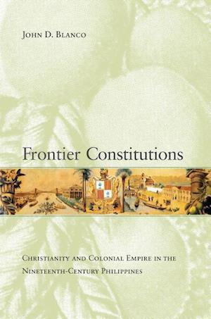 Frontier Constitutions