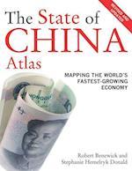 The State of China Atlas af Robert Benewick, Stephanie Hemelryk Donald