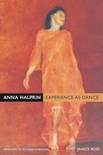 Anna Halprin af Janice Ross, Richard Schechner