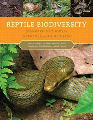 Bog, hardback Reptile Biodiversity af Craig Guyer, J Whitfield Gibbons, Neil Chernoff