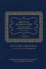 Huang Di Nei Jing Su Wen af Paul U Unschuld, Hermann Tessenow