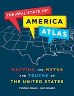 The Real State of America Atlas af Joni Seager, Cynthia Enloe