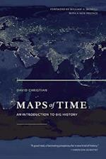 Maps of Time af David Christian, William H McNeill