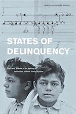 States of Delinquency (American Crossroads, nr. 35)