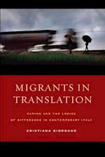 Migrants in Translation af Cristiana Giordano