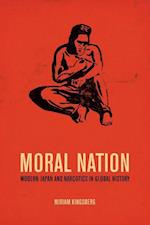 Moral Nation af Miriam Kingsberg