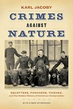 Crimes against Nature af Karl Jacoby