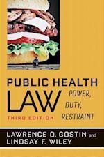 Public Health Law af Lawrence O. Gostin