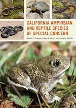 California Amphibian and Reptile Species of Special Concern af Robert C. Thomson