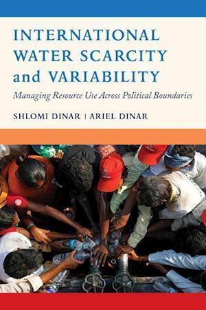 Bog, paperback International Water Scarcity and Variability af Shlomi Dinar