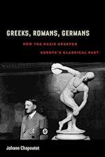 Greeks, Romans, Germans af Johann Chapoutot