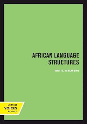 African Language Structures
