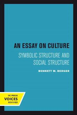 An Essay on Culture