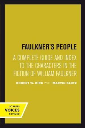 Faulkner's People