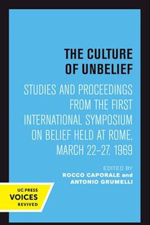 The Culture of Unbelief