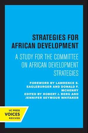 Strategies for African Development