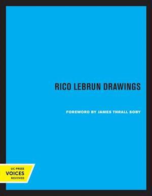 Rico Lebrun Drawings