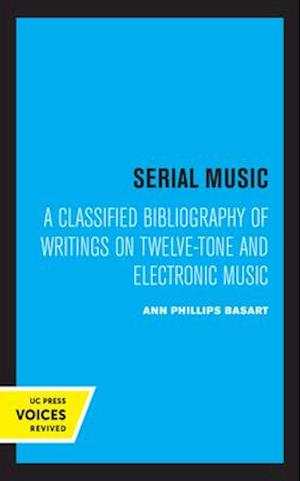 Serial Music
