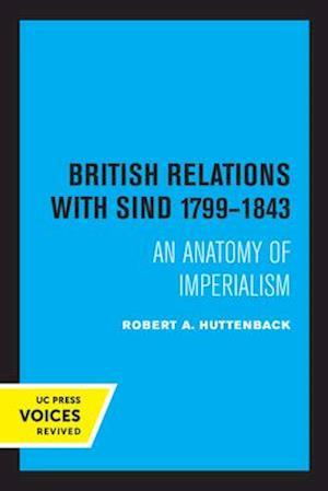 British Relations with Sind 1799 - 1843