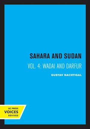 Sahara and Sudan IV