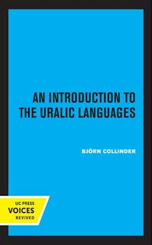 An Introduction to the Uralic Language