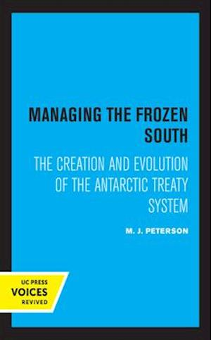 Managing the Frozen South