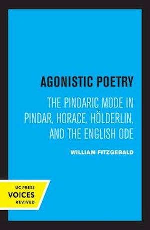 Agonistic Poetry