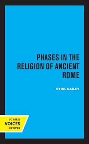 Phases in the Religion of Ancient Rome