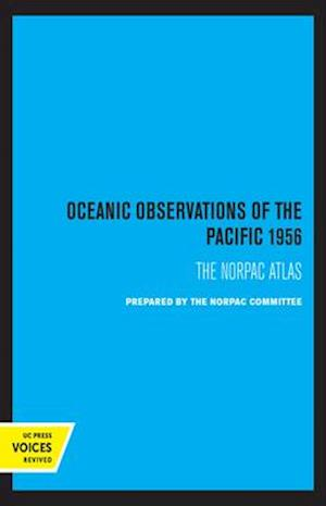 Oceanic Observations of the Pacific 1956