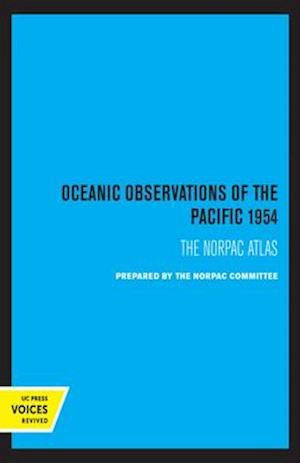 Oceanic Observations of the Pacific 1954
