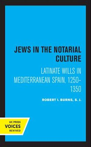 Jews in the Notarial Culture