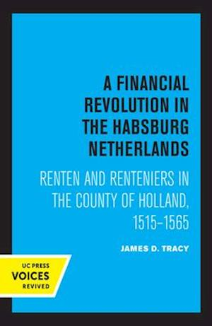 A Financial Revolution in the Habsburg Netherlands